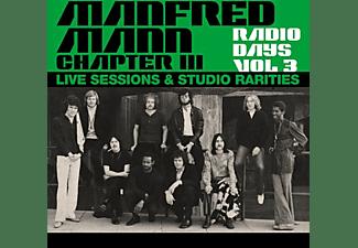Manfred Mann Chapter Three - Radio Days Vol.3 (Gatefold 180g Black 3LP)  - (Vinyl)