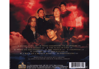 Excalion - High Time  - (CD)
