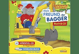Benjamin Blümchen - Mein Freund der Bagger  - (CD)