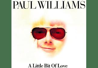 Paul Williams - A Little Bit Of Love  - (CD)
