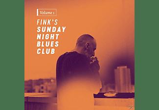 Fink - Fink's Sunday Night Blues Club,Vol.1 (LP+MP3)  - (LP + Download)