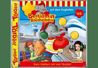 Benjamin Blümchen - Folge 133: Auf dem Flughafen  - (CD)
