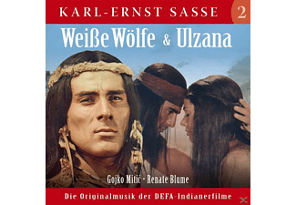 VARIOUS - Weisse Wölfe & Ulzana  - (CD)