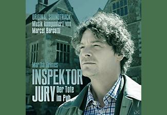 Marcel Barsotti - Inspektor Jury-Der Tote Im Pub-Original Sound  - (CD)
