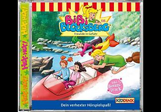 Bibi Blocksberg - Folge 135: Freunde in Gefahr [CD]