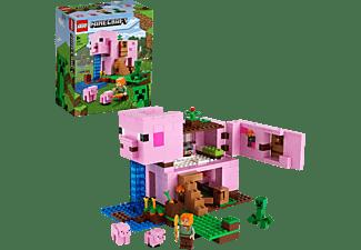 LEGO Das Schweinehaus Bau- und Spielset, Mehrfarbig