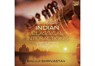 Shrivastav Baluji - Indian Classical Interactions  - (CD)