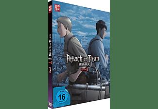 Attack on Titan - Staffel 3 - Vol. 3 DVD