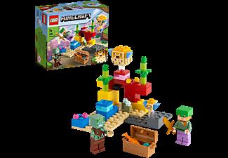 LEGO Das Korallenriff Spielset, Mehrfarbig
