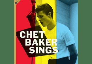 Chet Baker - SINGS+10 BONUS TRACKS (180G+BONUS)  - (Vinyl)
