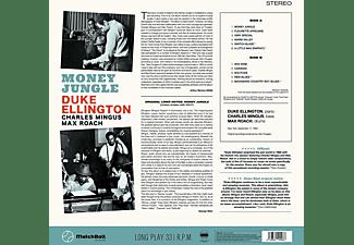 Duke Ellington - MONKEY JUNGLE+4 BONUS TRACKS (180G)  - (Vinyl)