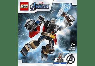 LEGO 76169 Thor Mech Bausatz, Mehrfarbig