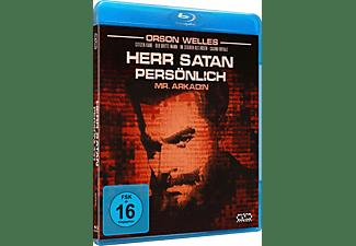 Herr Satan persönlich (Mr.Arkadin) Blu-ray