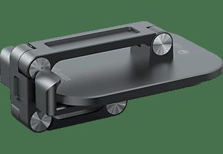 XLAYER Halterung Foldable Stand Smartphone/Tablet Black Tischständer, Schwarz
