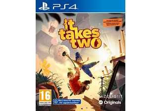 It Takes Two UK/FR PS4