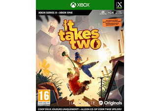 It Takes Two UK/FR Xbox One