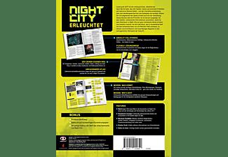 Cyberpunk 2077 Das offizielle Buch – Collector's Edition