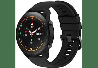 """Smartwatch - Xiaomi Mi Watch, 1.39"""", 16 días, 117 Modos deportivos, Bluetooth, Resistente al agua, Negro"""