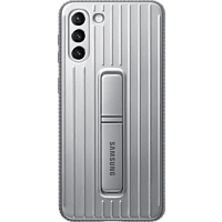 SAMSUNG Protective Standing Cover für Galaxy S21+, Grau