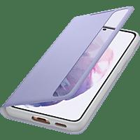 SAMSUNG Clear View Cover für Galaxy S21, Lila