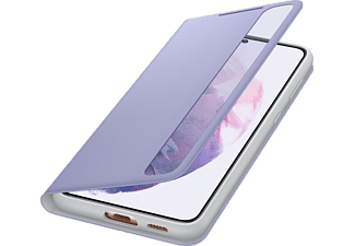 SAMSUNG Clear View Cover für Galaxy S21+, Lila