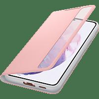 SAMSUNG Clear View Cover für Galaxy S21+, Pink