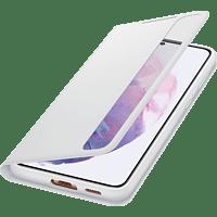 SAMSUNG Clear View Cover für Galaxy S21+, Hellgrau