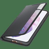 SAMSUNG Clear View Cover für Galaxy S21+, Schwarz