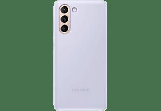 SAMSUNG LED Cover für Galaxy S21, Violett