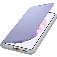 SAMSUNG LED View Cover für Galaxy S21, Lila