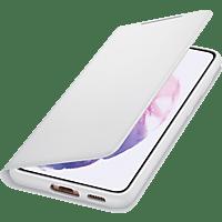 SAMSUNG LED View Cover für Galaxy S21, Hellgrau