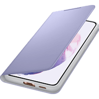 SAMSUNG LED View Cover für Galaxy S21+, Lila