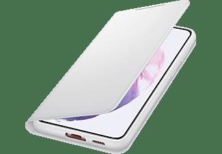 SAMSUNG LED View Cover für Galaxy S21+, Hellgrau