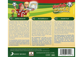 Teufelskicker - 18/3er Box (Folgen 53,54,55)  - (CD)