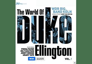 WDR Big Band Köln - The World Of Duke Ellington Part 1  - (Vinyl)