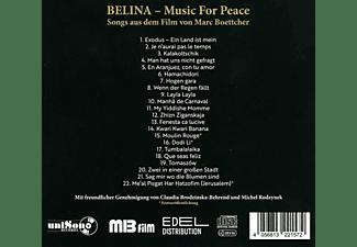 Belina - Music For Peace  - (CD)