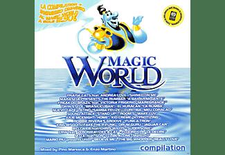 VARIOUS - MAGIC WORLD  - (CD)