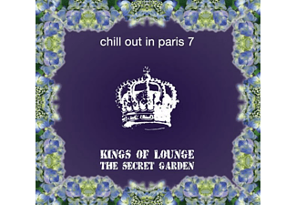 VARIOUS - Chill Out In Paris 7  - (CD)