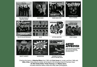 Manfred Mann - The 60s  - (CD)