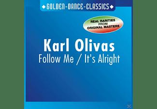 Karl Olivas - Follow Me-It's Alright  - (Maxi Single CD)