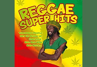 VARIOUS - Reggae Super Hits  - (CD)