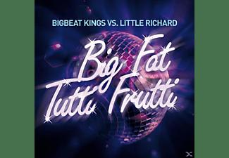 BIGBEAT KING VS.LITT, BIGBEAT KINGS VS.LITTLE RICHARD - Big Fat Tutti Frutti  - (CD)