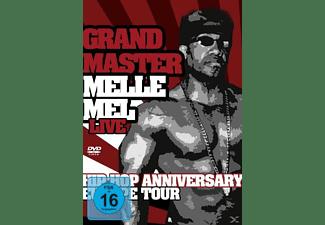 Grandmaster Melle Mel - Hip Hop Anniversary Europe Tour  - (DVD)