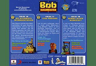 Bob Der Baumeister - 06/3er Box (Folgen 16,17,18)  - (CD)