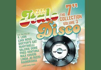 VARIOUS - ZYX ITALO DISCO THE 7 COLLECTION 3  - (CD)