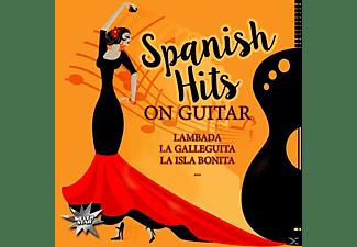 VARIOUS - Spanish Hits On Guitar  - (CD)
