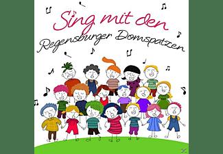 Regensburger Domspatzen & Schaumburger Märchensäng - Sing mit den Regensburger Domspatzen  - (CD)