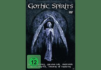 VARIOUS - Gothic Spirits  - (DVD)