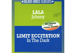 Limit Eccitation, LALA/LIMIT ECCITATION - Johnny-In The Dark  - (Maxi Single CD)