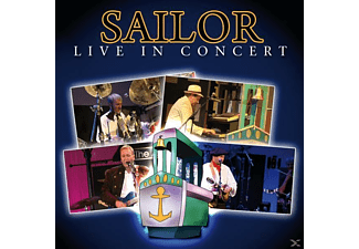 Sailor - Live In Concert  - (CD)